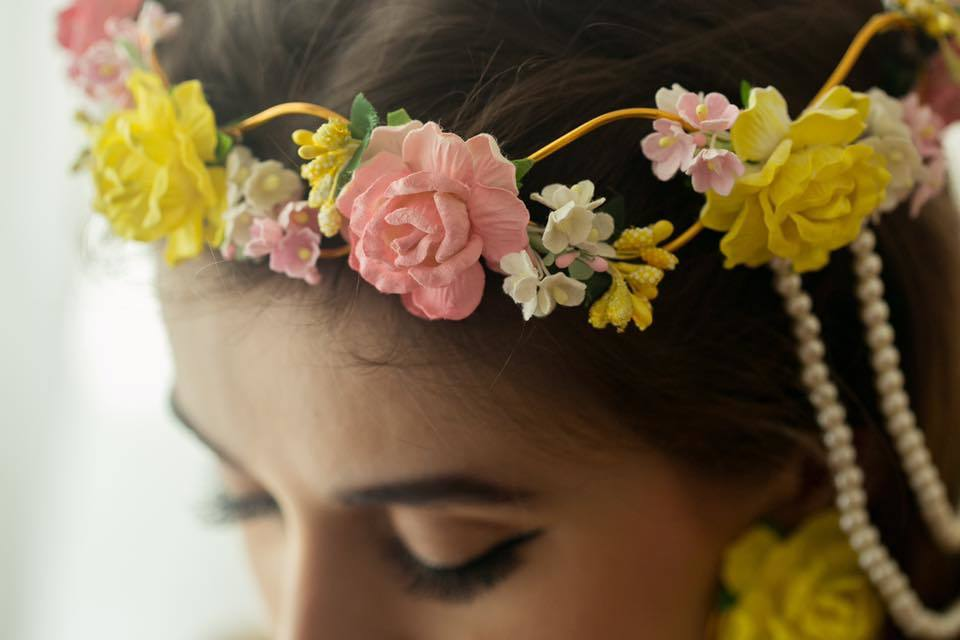 best floral jewelry idea
