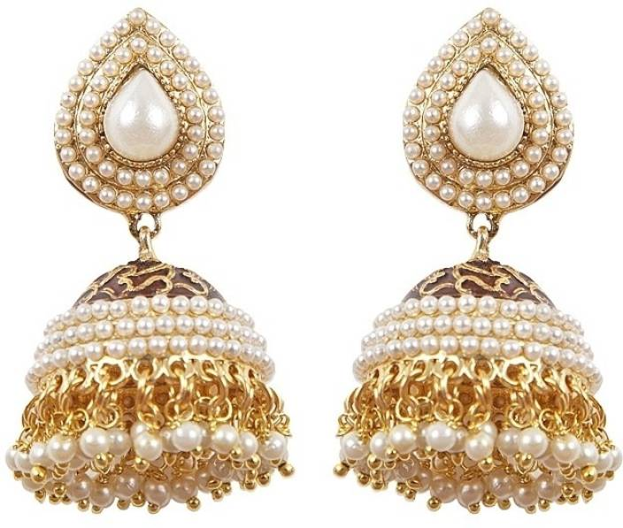 2793c886c7036 Earring Fashion: What To Flaunt With Indian Outfits This Wedding Season!