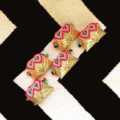 gorgeous mehendi favors for guests