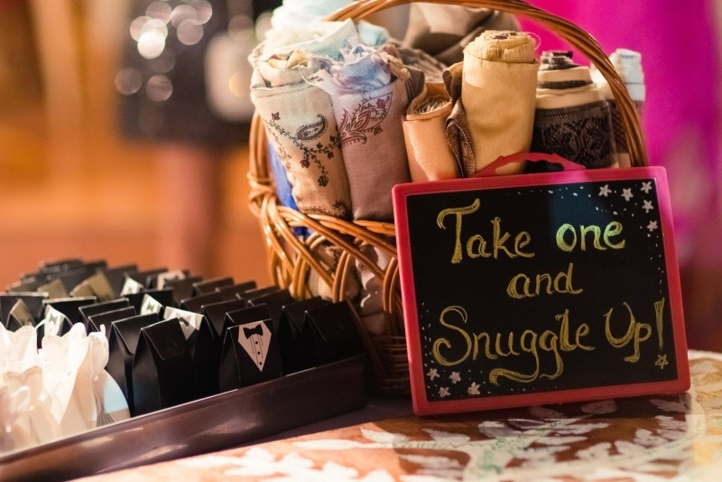 best things to give in wedding favors