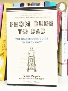 from dude to dad baby giftings