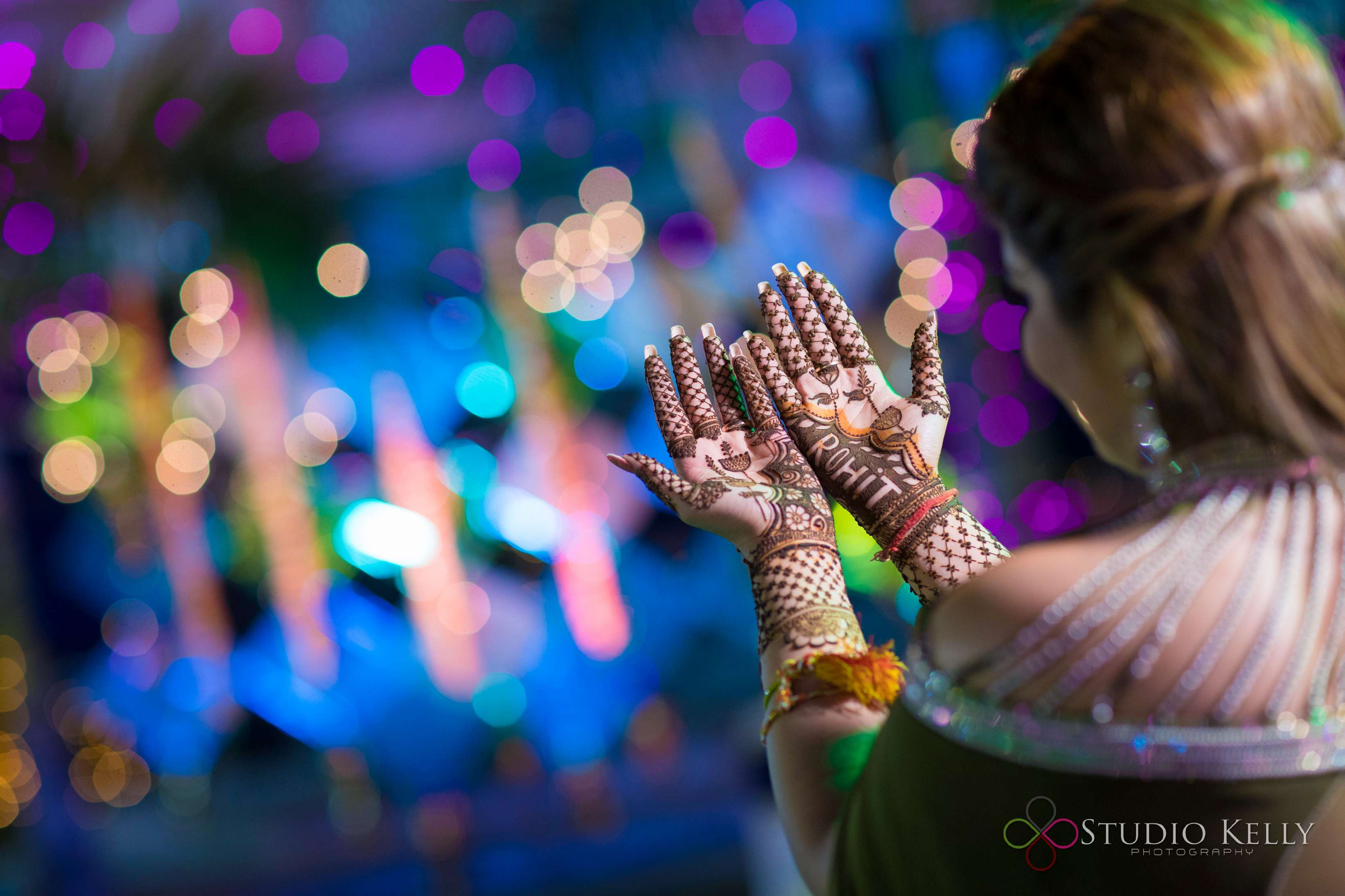 indian bridal mehendi | mhendi ideas | mehendi designs with groom's name | beautiful indian bridal mehendi | indian cocktail party pictures | indian wedding pictures | olive green bridal gown | indian bridal indo-western | green bridal gown | beautoful indian bridal gown | fun party pictures | indian cocktail party ideas | function mania