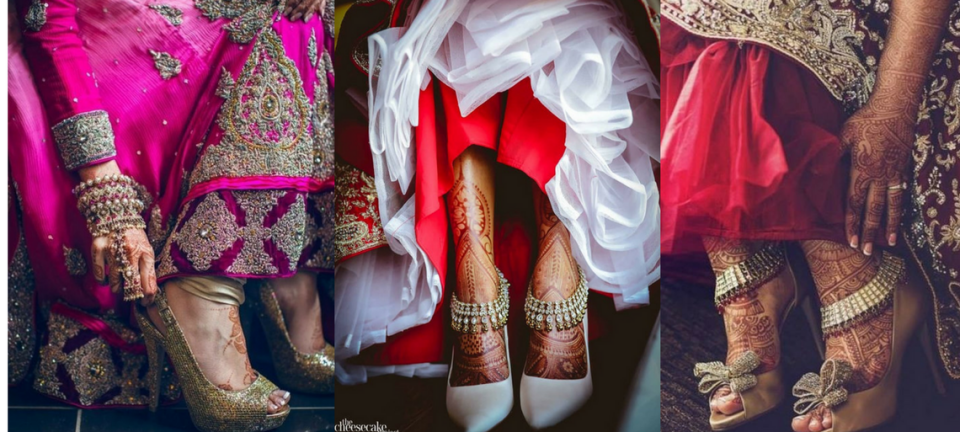 Wedding Shoes: Tips And Mistakes You Need To Take Notes Of! | Bridal Shoes Hacks | Bridal shoes Tips | Function Mania |