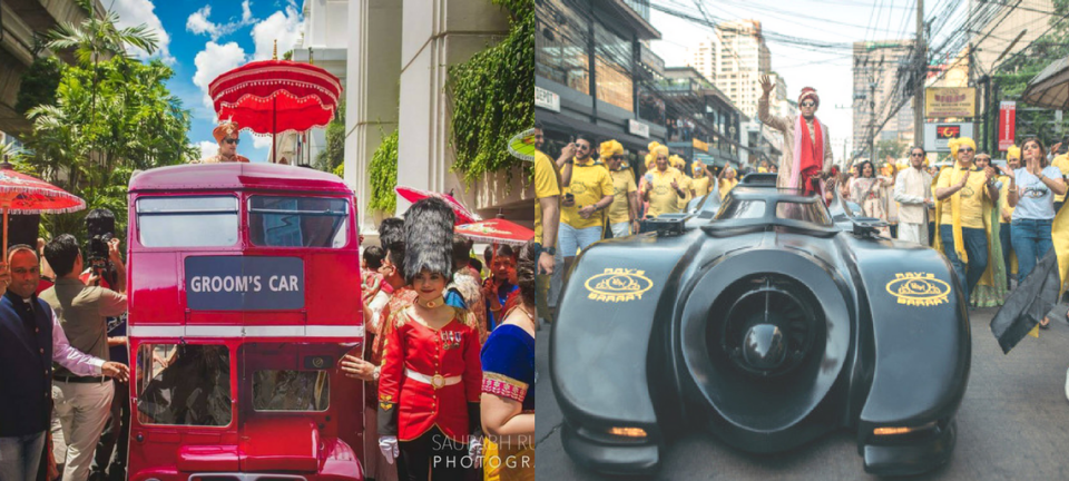 Function Mania | These Groom Entry Ideas Are The Best For Your Baraat!