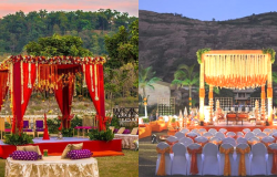 Outdoor wedding decor | Function Mania |