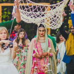 8 Breathtaking Bridal Entry Ideas For Your Wedding! | Function Mania
