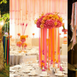 10 Lovely Ribbon Decor Ideas for an Unforgettable Wedding! | ribbon decor | Wedding decor ideas | DIY decor ideas | Function Mania