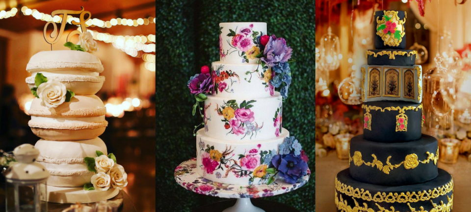 Unique Wedding Cakes You Will Fall In Love With! | Function Mania