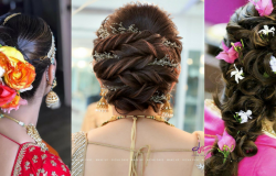 25 Stunning Summer Wedding Hairstyles We Think Are The Best! | Function Mania