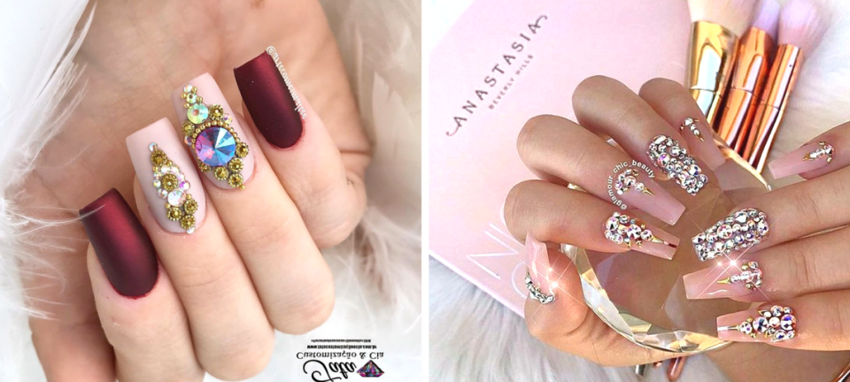 nail art ideas for brides | FunctionMania