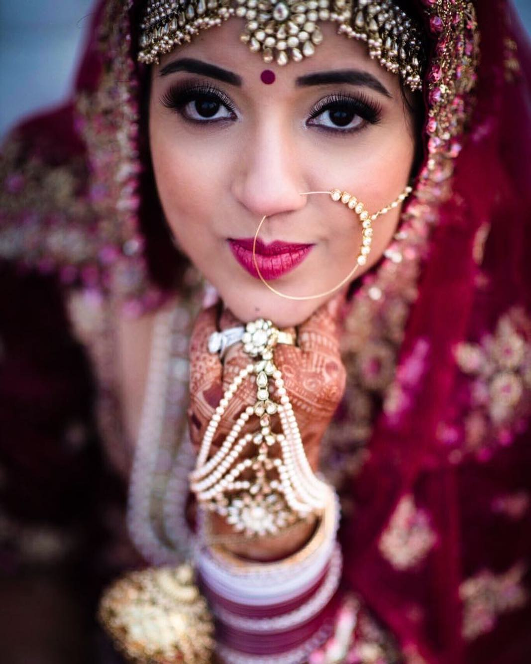 Book Now from a list of 15 Best Bridal Makeup artists in Delhi | + ...