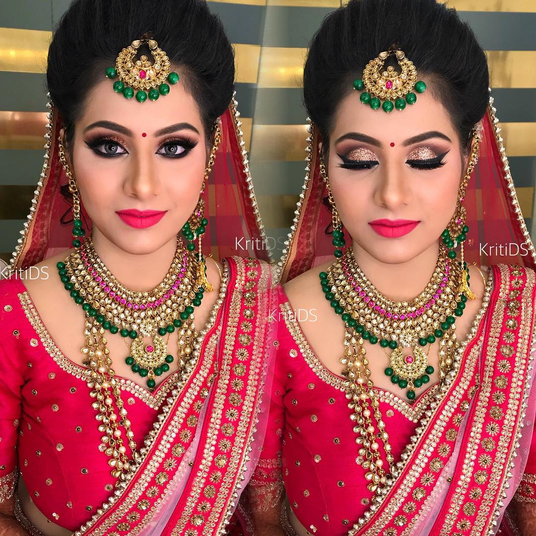 photo Top 5 Meenakshi Dutt Bridal Makeup Packages