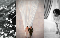 The Story Behind Priyanka Chopra's Wedding Gown: A 75 ft long Veil, Embroidered Names, Her Reaction and More!