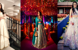 Unique Indian Wedding Dress Ideas for The Sister-of-the-Bride: Spring/ Summer Weddings and Trends